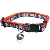New York Mets Breakaway Cat Collar