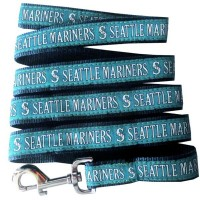 Seattle Mariners Pet Leash By Pets First