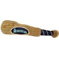 Seattle Mariners Plush Baseball Bat Toy