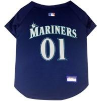 Seattle Mariners Pet Jersey