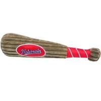 Washington Nationals Plush Baseball Bat Toy