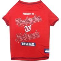 Washington Nationals Pet T-Shirt