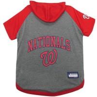 Washington Nationals Pet Hoodie T-Shirt