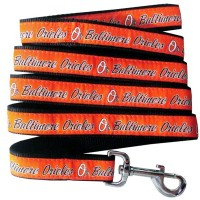 Baltimore Orioles Pet Leash By Pets First