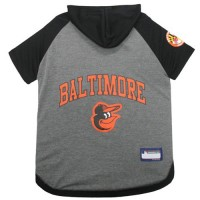 Baltimore Orioles Pet Hoodie T-Shirt