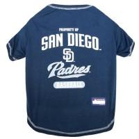 San Diego Padres Pet T-Shirt