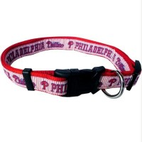 Philadelphia Phillies Pet Collar By Pets First