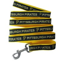 Pittsburgh Pirates Pet Leash By Pets First