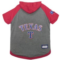 Texas Rangers Pet Hoodie T-Shirt