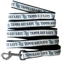 Tampa Bay Rays Pet Leash By Pets First