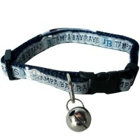 Tampa Bay Rays Breakaway Cat Collar