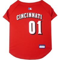 Cincinnati Reds Pet Jersey