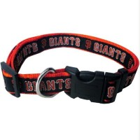 San Francisco Giants Pet Collar By Pets First