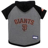 San Francisco Giants Pet Hoodie T-Shirt