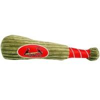 St. Louis Cardinals Plush Baseball Bat Toy