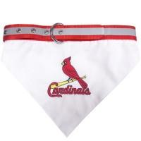 St. Louis Cardinals Pet Collar Bandana