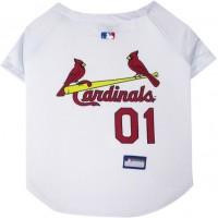 St. Louis Cardinals Pet Jersey