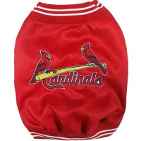 St. Louis Cardinals Pet Dugout Jacket