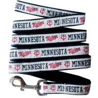 Minnesota Twins Pet Leash By Pets First