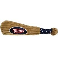 Minnesota Twins Plush Baseball Bat Toy