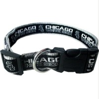 Chicago White Sox Pet Collar By Pets First