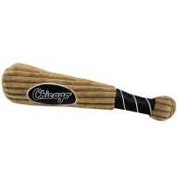 Chicago White Sox Plush Baseball Bat Toy