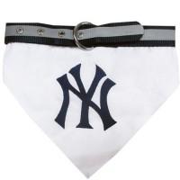 New York Yankees Pet Collar Bandana