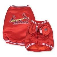 St. Louis Cardinals Dugout Dog Jacket