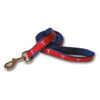 Texas Rangers Alternate Style Dog Leash