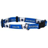 Dallas Mavericks Dog Collar #2