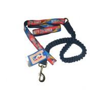 Oklahoma City Thunder Bungee Ribbon Pet Leash