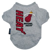Miami Heat Pet T-Shirt