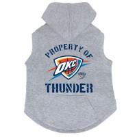 Oklahoma City Thunder Pet Hoodie Sweatshirt