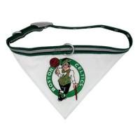 Boston Celtics Dog Collar Bandana