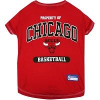 Chicago Bulls Pet T-Shirt