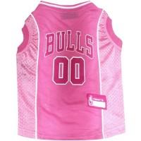 Chicago Bulls Pink Pet Jersey
