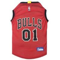 Chicago Bulls Pet Jersey