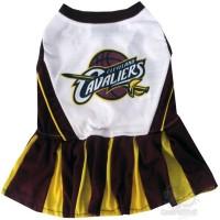 Cleveland Cavaliers Cheerleader Pet Dress