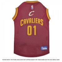 Cleveland Cavaliers Pet Mesh Jersey