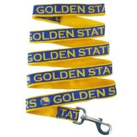 Golden State Warriors Pet Leash By Pets First