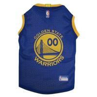 Golden State Warriors Pet Jersey