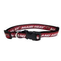 Miami Heat Pet Collar By Pets First