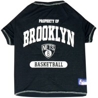 Brooklyn Nets Pet T-Shirt