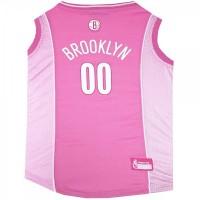 Brooklyn Nets Pink Pet Jersey