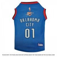 Oklahoma City Thunder Pet Jersey