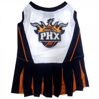 Phoenix Suns Cheerleader Pet Dress