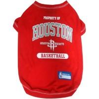 Houston Rockets Pet T-Shirt