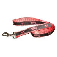Chicago Bulls Alternate Style Dog Leash