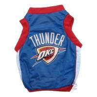 Oklahoma City Thunder Alternate Style Pet Jersey