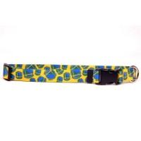 Golden State Warriors Nylon Pet Collar